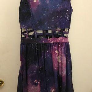 9c2e1663f0f Forever 21 Dresses | Galaxy Dress | Poshmark